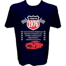 Majica-Made in 1976 avto