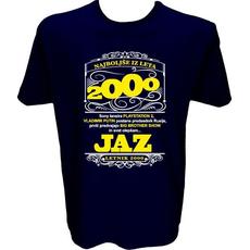 Majica-Najboljše iz leta 2000
