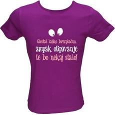 Majica ženska (telirana)-Gledaš lahko brezplačno