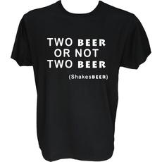 Majica-Shakesbeer XXL-črna
