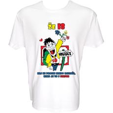 Majica-Že 18 rojstni dan XXL-bela