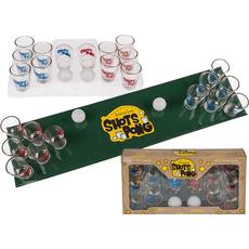"""Družabna pivska igra, """"Shots pong"""""""
