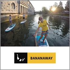 Sup izlet, Banana d.o.o., Ljubljana (Vrednostni bon, izvajalec storitev: BANANA D.O.O.)