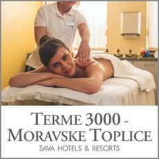 Aroma masaža celega telesa, Terme 3000, Moravske Toplice (Vrednostni bon, izvajalec storitev: Terme 3000)