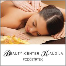 {[sl]:Klasična masaža celega telesa, Beauty center Klaudija, Podčetrtek (Vrednostni bon, izvajalec st