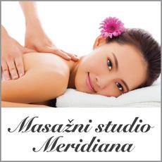 {[sl]:Klasična masaža celega telesa, Masažni studio Meridiana, Kranj (Vrednostni bon, izvajalec storitev