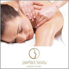 {[sl]:Klasična masaža celega telesa, Perfect body center, Maribor (Vrednostni bon, izvajalec storitev: MAJA