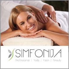 {[sl]:Klasična masaža celega telesa za 1 osebo, Kozmetični salon Simfonija, Muta (Vrednostni bon, izvaja