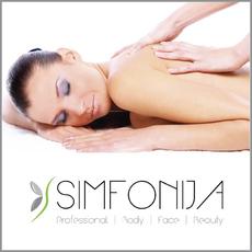 {[sl]:Masaža hrbta, obraza in termoterapija za 1 osebo, Kozmetični salon Simfonija, Muta (Vrednostni