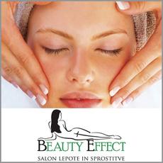 {[sl]:Masaža obraza - popoln odklop, Beauty effect Studio, Maribor (Vrednostni bon, izvajalec storitev: TEAM 2