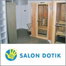 {[sl]:3 urno zasebno razvajanje v savni v dvoje, Salon Dotik, Škofja Loka (Vrednostni bon,