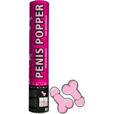 Top - Penis Pooper, 28cm, konfeti