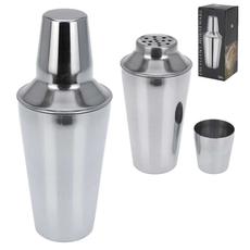 Shaker za coctaile, kovinski, 500ml, 21x5cm