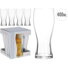Kozarci za pivo, 4/1, 400ml