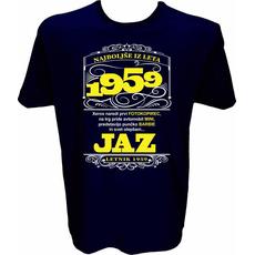 Majica-Najboljše iz leta 1959 L-temno modra