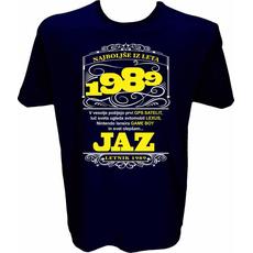 Majica-Najboljše iz leta 1989 M-temno modra
