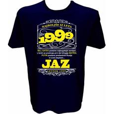 Majica-Najboljše iz leta 1999 M-temno modra