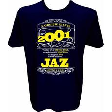 Majica-Najboljše iz leta 2001