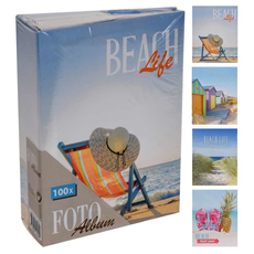 "Album za slike ""Beach life"", 10x15cm, 100 slik"