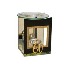 Izparilnik, steklen, 60 let,12cm