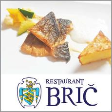 {[sl]:Morsko razvajanje v Briču za 2 osebi, Restavracija Brič, Dekani (Vrednostni bon, izvajal