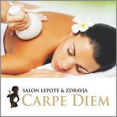 {[sl]:Masaža z zeliščnimi snopki in peelingom telesa, Salon lepote in zdravja