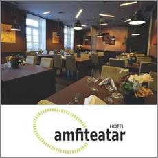 {[sl]:Mini oddih v dvoje, Hotel Amfiteatar***, Pula (Vrednostni bon, izvajalec storitev: HOTEL AMFITEATAR D.O.