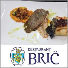 {[sl]:Nočitev z romantično večerjo v dvoje, Restavracija Brič, Dekani (Vrednostni bon, iz