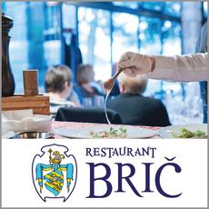 {[sl]:Razvajanje z nočitvijo v restavraciji Brič v dvoje, Restavracija Brič