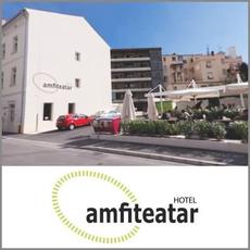 {[sl]:Vikend dopust v dvoje, Hotel Amfiteatar***, Pula (Vrednostni bon, izvajalec storitev: HOTEL AMFITEATA