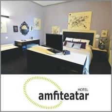 {[sl]:Vikend oddih v dvoje, Hotel Amfiteatar***, Pula (Vrednostni bon, izvajalec storitev: HOTEL AMFITEATAR