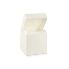"Darilna škatla kartonska, ""PIEGHEVOLE"", 120x120x150mm"