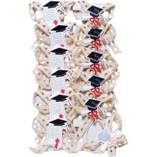 Držalo - gumica za denar, diplomantska kapa z diplomo, 3cm