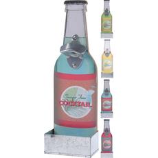 Odpirač za steklenice, 4 vrste