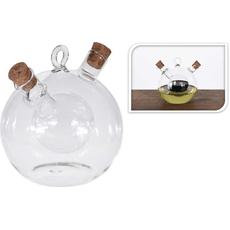 Steklenica za olje in kis, 12x11cm