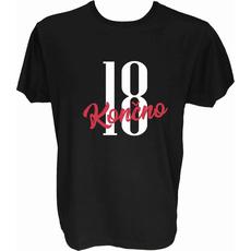 Majica-Končno 18 let M-črna