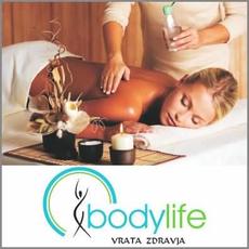 Masaža po izbiri, Bodylife, Ptuj (Vrednostni bon, izvajalec storitev: ANTAR STUDIO d.o.o.)