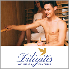 {[sl]:3 urni zasebni zakup savne za 2 osebi, Wellness @ spa Diligitis, Sveta Troj