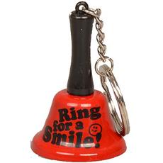 Zvonec in obesek za kjluče pozvoni za SMILE 3,8x5,5cm