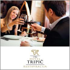 {[sl]:Vrednostni kulinarični bon  50 eur, Hotel Tripič, Bohinjska Bistrica (Vrednostni bon, izva