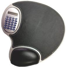 Podloga za miško s kalkulatorjem in blazinico za zapestje