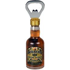 Odpirač za steklenice whiskey 2,5x2,5x12,5cm sort