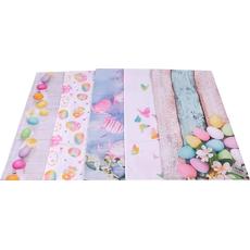 Namizni prt velikonočni 100% polyester, 40x150cm sort