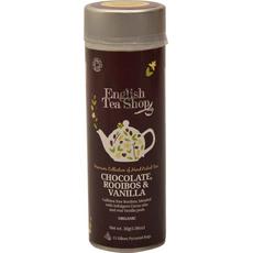 {[sl]:Čaj Bio Chocolate Rooibos & Vanilla, čokolada, rooibos in vanilija,