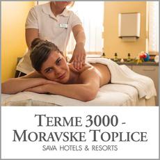 Masaža Thermalium, Terme 3000, Moravske Toplice (Vrednostni bon, izvajalec storitev: Terme 3000)