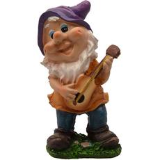 Vrtni palček igra na kitaro 9,5x6x20cm