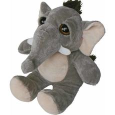 Plišasta igrača slon, 20cm