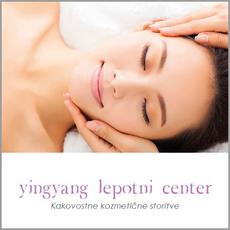 {[sl]:Osnovna nega obraza z masažo dekolteja, Yingyang lepotni center, Žalec (Vrednostni bon, i