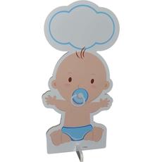Dojenček ob rojstvu otroka fant, stadur, 54.2x105.5cm