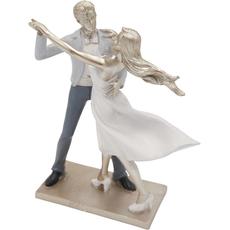 Zaljubljen par pleše,18X10X23.5cm, polimasa